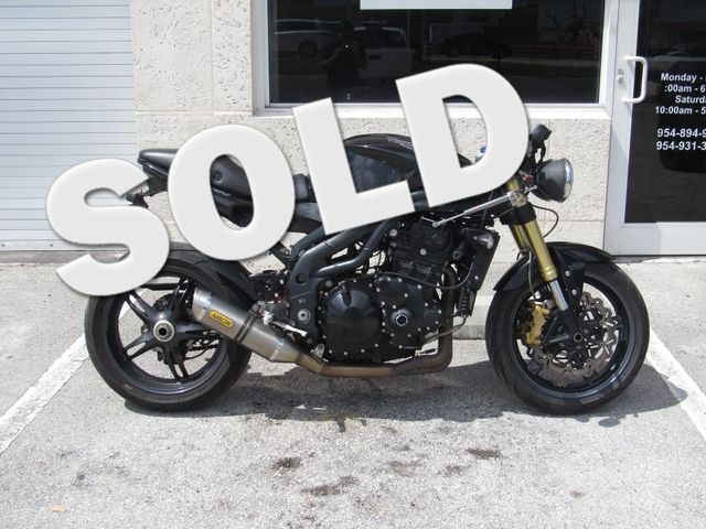 2007 Triumph Speed Triple in Dania Beach Florida, 33004