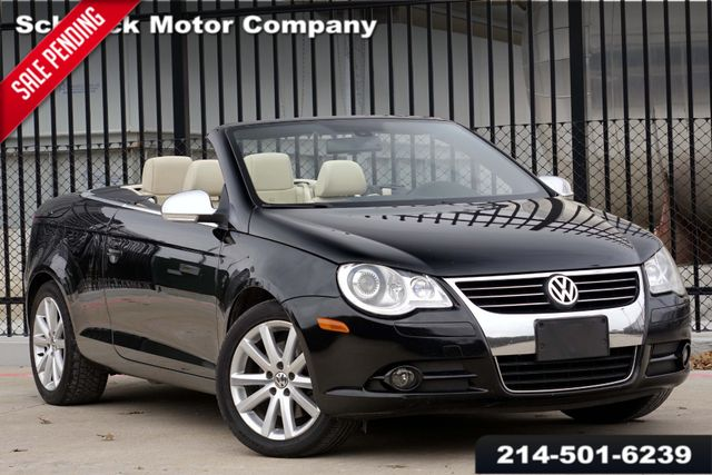 2007 Volkswagen Eos 3.2L **** 1.9 APR FINANCING AVAILABLE* ****