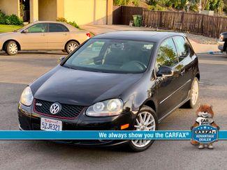 2007 Volkswagen GTI HATCHBACK 69K MLS MANUAL XENON NEW TIRES SERVICE RECORDS in Van Nuys, CA 91406