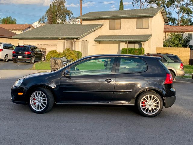 2007 Volkswagen GTI HATCHBACK 69K MLS MANUAL XENON NEW TIRES SERVICE RECORDS in Van Nuys, CA 91406