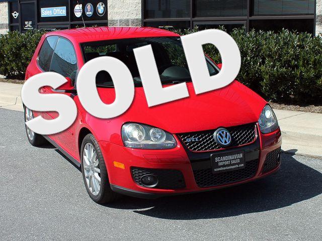 2007 Volkswagen GTI Rockville, Maryland
