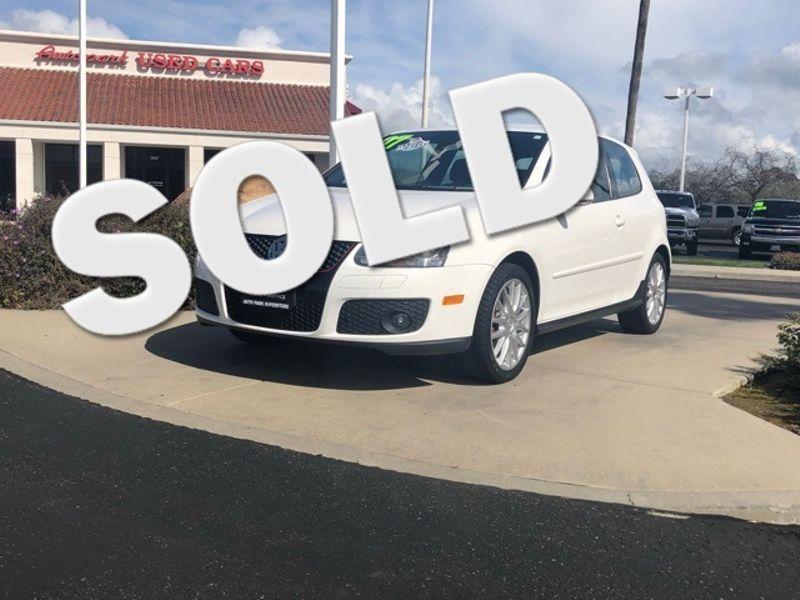 2007 Volkswagen GTI GTI | San Luis Obispo, CA | Auto Park Sales & Service in San Luis Obispo CA