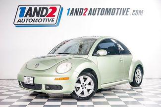 2007 Volkswagen New Beetle in Dallas TX