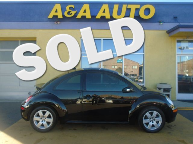 2007 Volkswagen New Beetle 2.5L OPTION PACKAGE 1