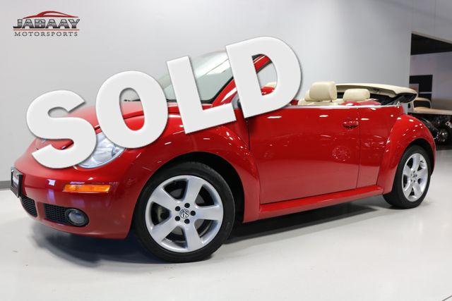 2007 Volkswagen New Beetle Merrillville, Indiana 0