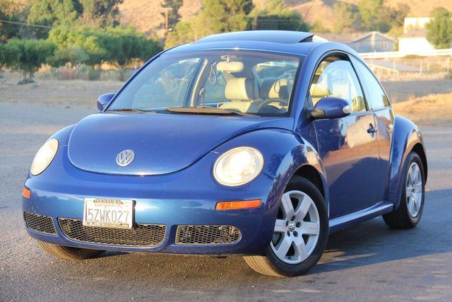 2007 Volkswagen New Beetle Santa Clarita, CA 4
