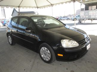 2007 Volkswagen Rabbit Gardena, California 3