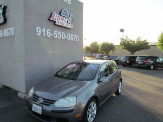 2007 Volkswagen Rabbit Gas Saver in Sacramento, CA 95825