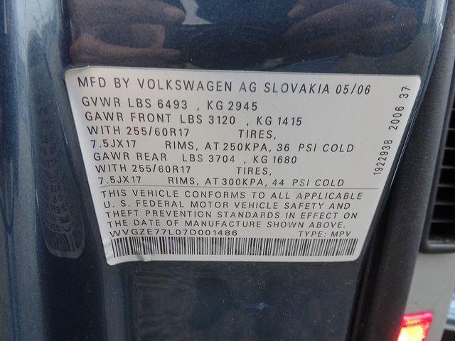 2007 Volkswagen Touareg V6 Madison, NC 45