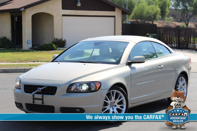 2007 Volvo C70 HARD TOP XLNT COND. SERVICE RECORDS in Woodland Hills CA, 91367