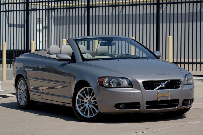 2007 Volvo C70 Hard Top Cv*only 63K Mi* Leather* EZ Finance** | Plano, TX | Carrick's Autos in Plano TX