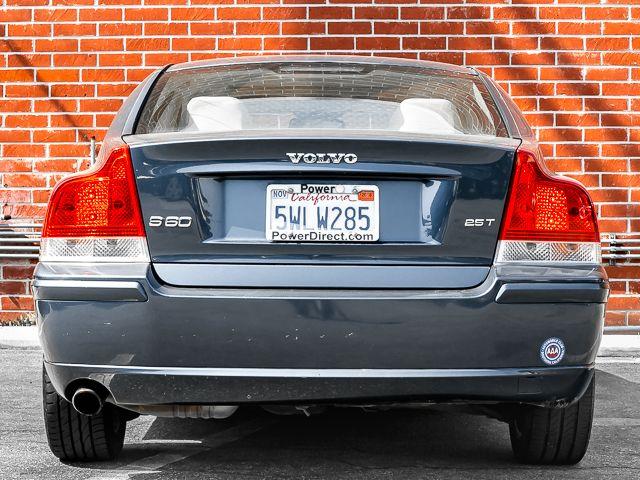 2007 Volvo S60 2.5L Turbo Burbank, CA 3