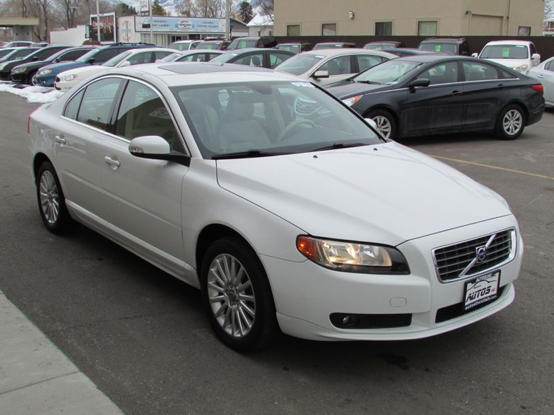 2007 Volvo S80 I6 Sedan  city Utah  Autos Inc  in , Utah
