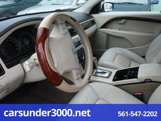 2007 Volvo S80 I6 Lake Worth , Florida 4