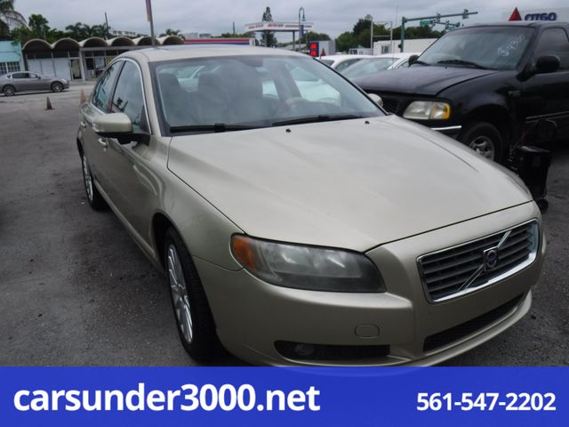 2007 Volvo S80 I6 Lake Worth , Florida
