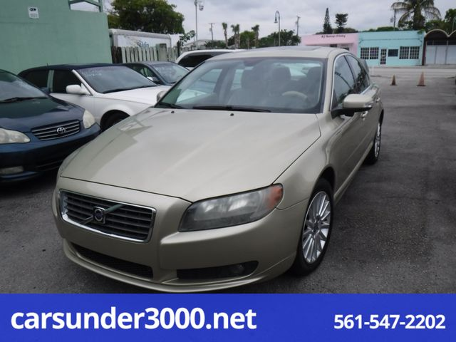 2007 Volvo S80 I6 Lake Worth , Florida 2