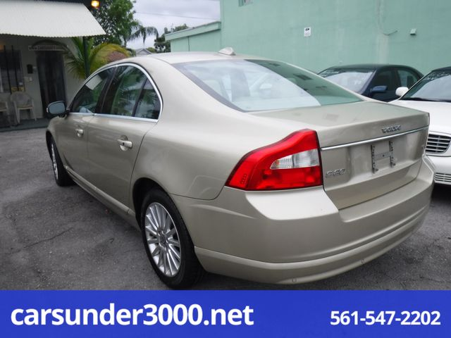 2007 Volvo S80 I6 Lake Worth , Florida 3