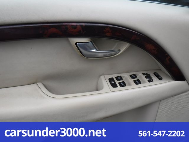 2007 Volvo S80 I6 Lake Worth , Florida 8