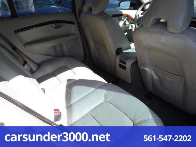 2007 Volvo S80 I6 Lake Worth , Florida 9