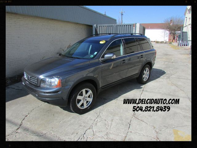 2007 Volvo XC90, Leather! Sunroof! Clean CarFax!