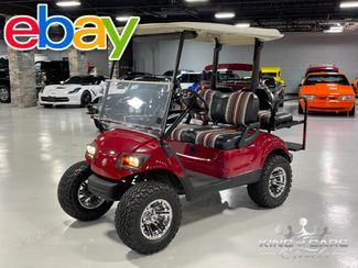 2007 Yamaha Electric Golf Cart 48V FOUR SEATER in Woodbury, New Jersey 08093