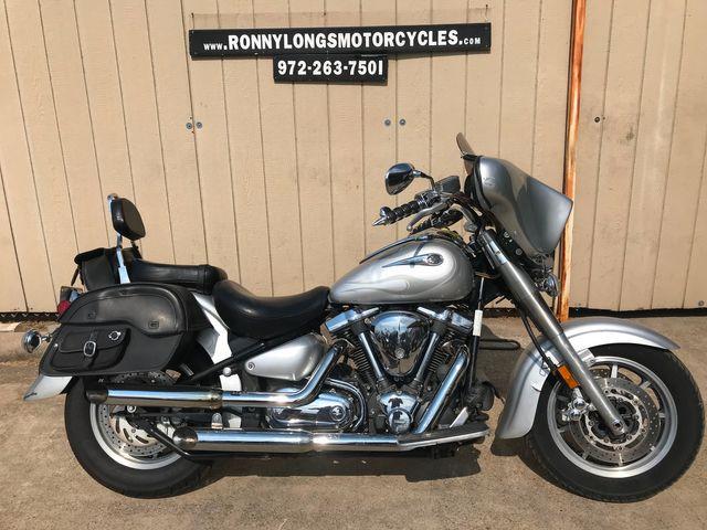 2007 Yamaha Road Star XV1700AS in Grand Prairie, TX 75050