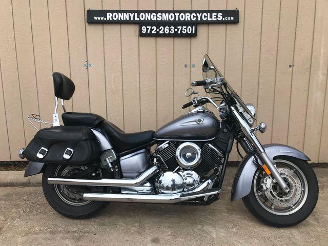 2007 Yamaha V Star 1100 Custom in Grand Prairie, TX 75050