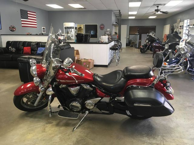 2007 Yamaha V Star 1300 XVS1300CT in Tyler, TX 75703
