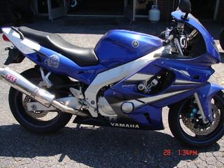 2007 Yamaha YZF600 Spartanburg, South Carolina 1