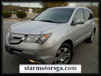 2008 Acura MDX Tech/Entertainment Pkg in Atlanta, GA 30004