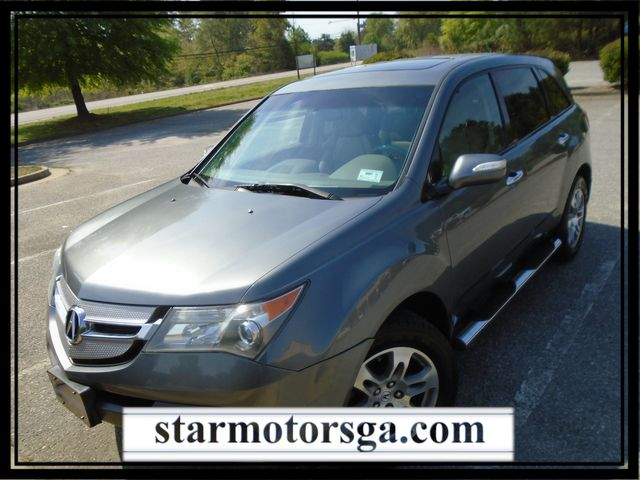 2008 Acura MDX Tech/Pwr Tail Gate
