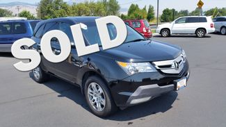 2008 Acura MDX AWD Tech Pkg | Ashland, OR | Ashland Motor Company in Ashland OR