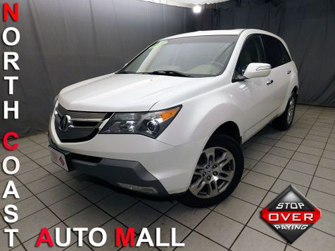 2008 Acura MDX Tech/Pwr Tail Gate in Cleveland, Ohio