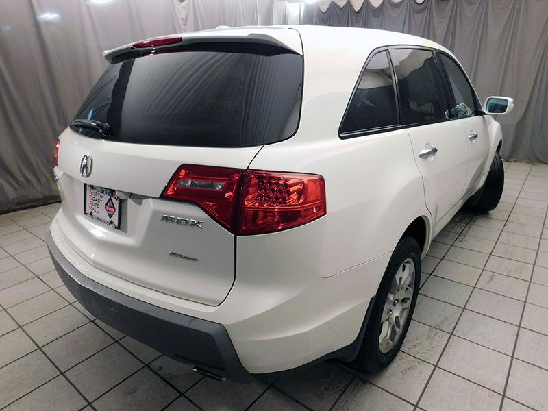 2008 Acura MDX TechPwr Tail Gate  city Ohio  North Coast Auto Mall of Cleveland  in Cleveland, Ohio