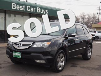2008 Acura MDX Sport/Entertainment Pkg Englewood, CO