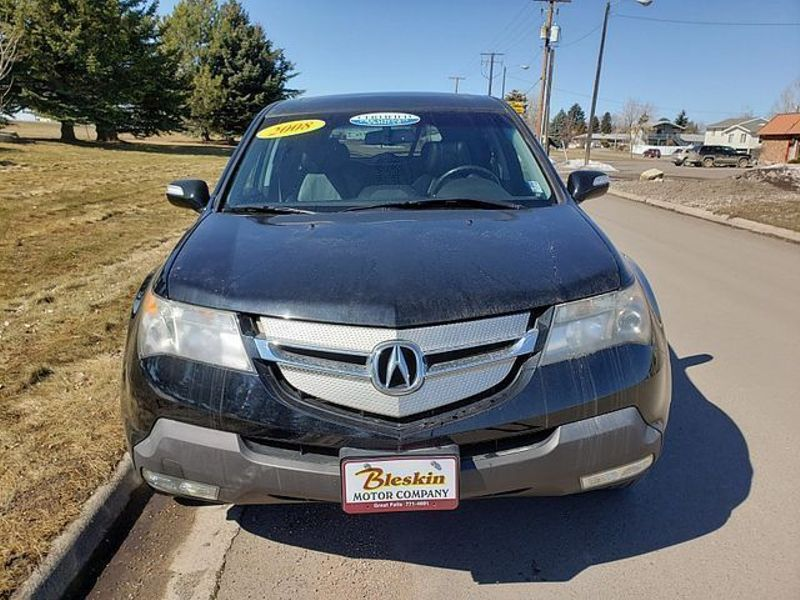 2008 Acura MDX Tech Pkg  city MT  Bleskin Motor Company   in Great Falls, MT