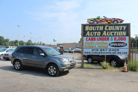 2008 Acura MDX Tech Pkg in Harwood, MD