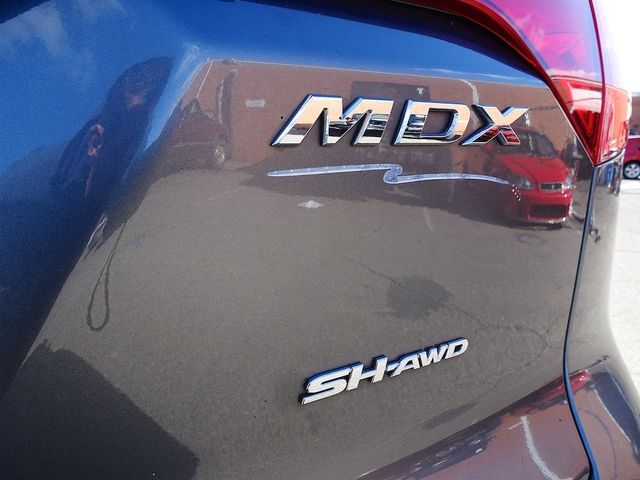 2008 Acura MDX Tech/Pwr Tail Gate Madison, NC 15