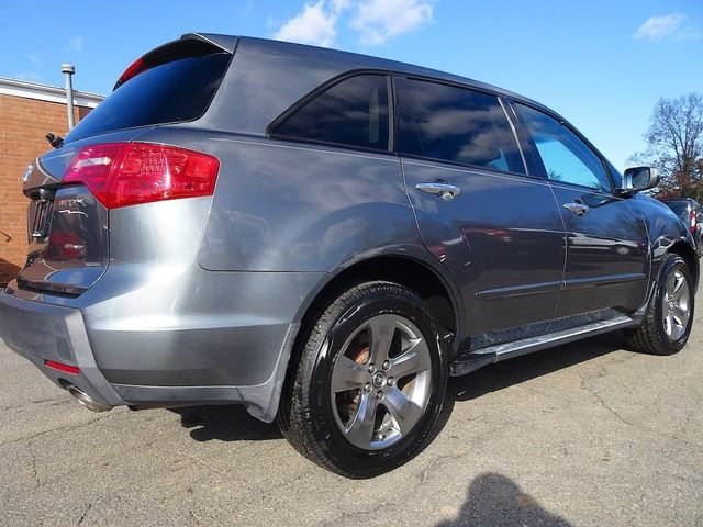 2008 Acura MDX Tech/Pwr Tail Gate Madison, NC 2