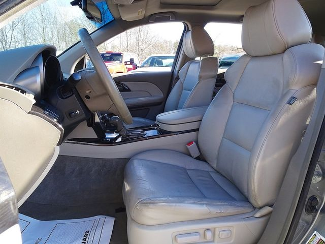 2008 Acura MDX Tech/Pwr Tail Gate Madison, NC 33