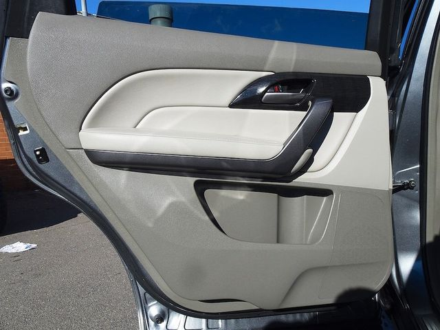 2008 Acura MDX Tech/Pwr Tail Gate Madison, NC 35