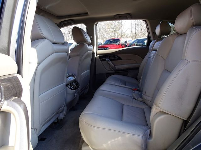 2008 Acura MDX Tech/Pwr Tail Gate Madison, NC 36