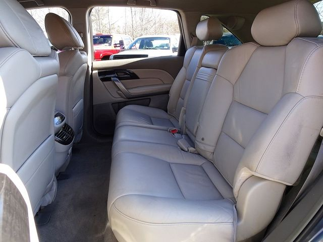 2008 Acura MDX Tech/Pwr Tail Gate Madison, NC 37