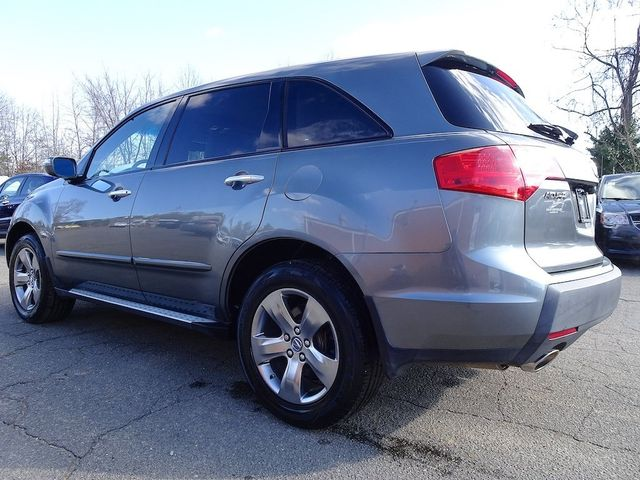2008 Acura MDX Tech/Pwr Tail Gate Madison, NC 4