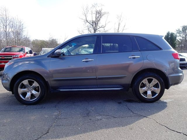 2008 Acura MDX Tech/Pwr Tail Gate Madison, NC 5
