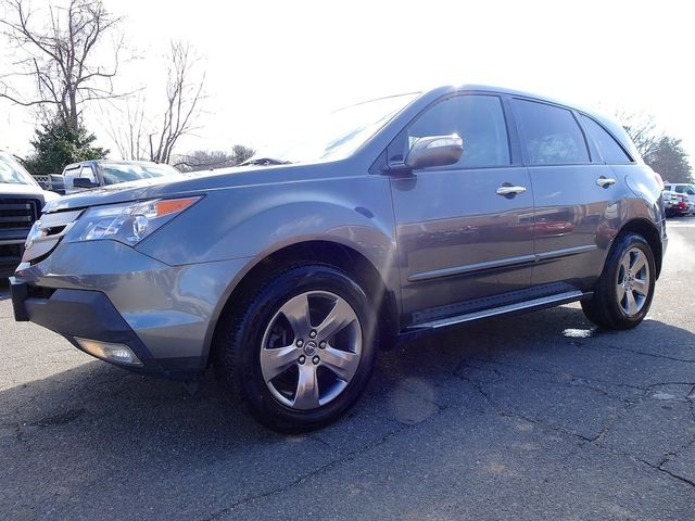 2008 Acura MDX Tech/Pwr Tail Gate Madison, NC 6