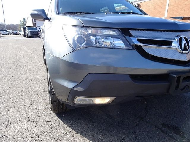 2008 Acura MDX Tech/Pwr Tail Gate Madison, NC 8
