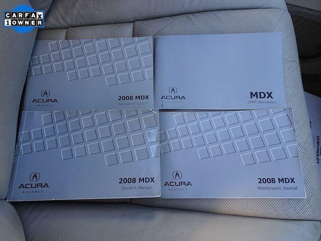 2008 Acura MDX Sport/Entertainment Pkg Madison, NC 57