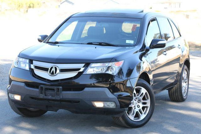 2008 Acura MDX Tech Pkg Santa Clarita, CA 4