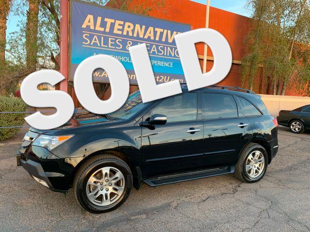 2008 Acura MDX TECH PKG 3 MONTH/3,000 MILE NATIONAL POWERTRAIN WARRANTY Mesa, Arizona